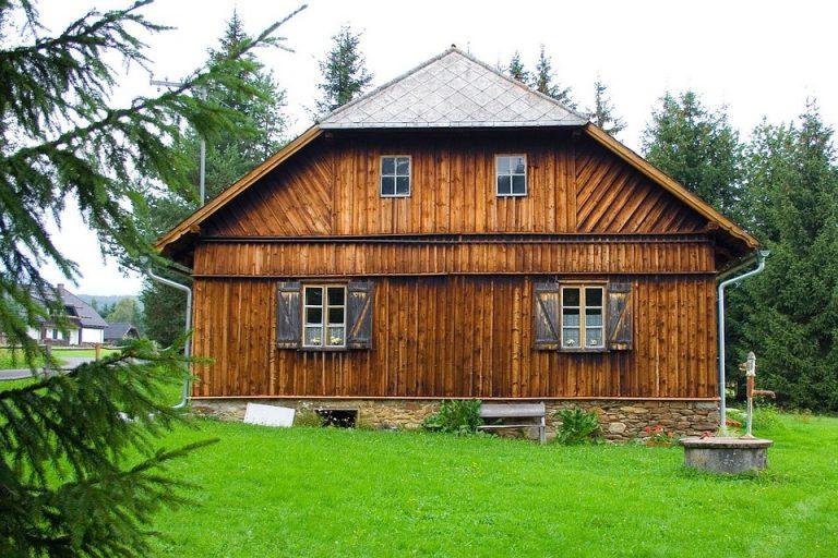Les bonnes raisons de réaliser la construction d'un chalet en bois rond